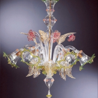 Beatrice chandelier venetian chandeliers murano lite 1000 preview this chandelier in your interior 3 you may choose aloadofball Gallery