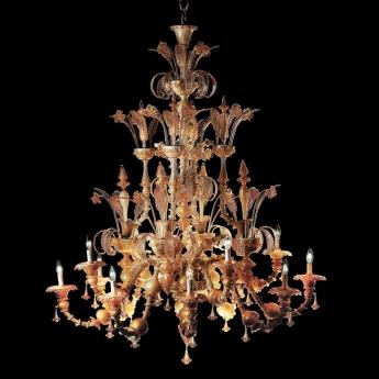Murano Venetian All Crystal Chandelier Chandelier Online
