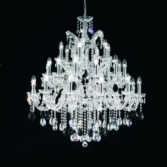 melanie kronleuchter klassische kristall kronleuchter. Black Bedroom Furniture Sets. Home Design Ideas