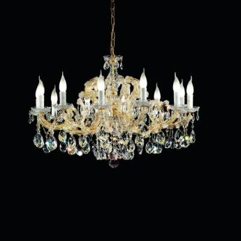 elisabeth kronleuchter klassische kristall. Black Bedroom Furniture Sets. Home Design Ideas